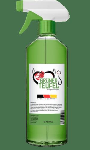 Grüner Teufel Enzymreiniger